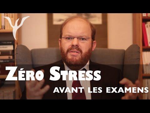 Zéro stress pour réviser ( bac, examen, concours, partiels )