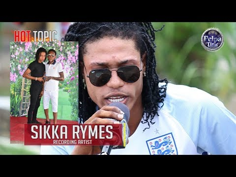 Sikka Rymes Talks about his visit to vybz Kartel an his career.....DO NOT RE-UPLOAD JUST SHARE