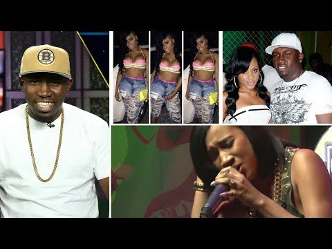 FOOTA HYPE SPEAKS ABOUT VANESSA BLING  VS ISHAWNA DISS SONG AND SAY HIM LIKE IT