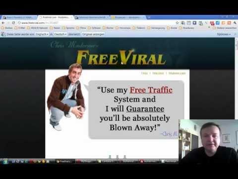 FreeViral.com Трафик из бесплатных!