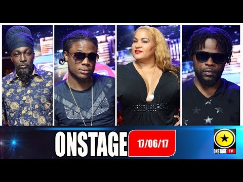 Masicka, Carlene DHQ, Junior Reid, Bling Dawg - Onstage June 17 2017 (Full Show)