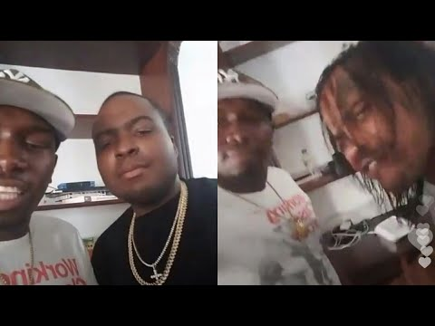 Foota Hype Sean Kingston Tommy Lee Make History & Talks International Markets and New Music