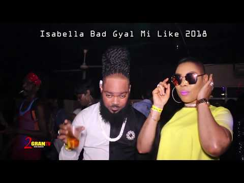 Ding Dong Performance  Bad Gyal We Like 2018 Jamaica Dancehall Party Video