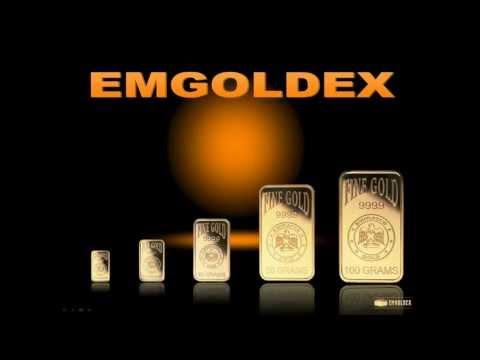 EMGoldex. Золото - деньги королей!