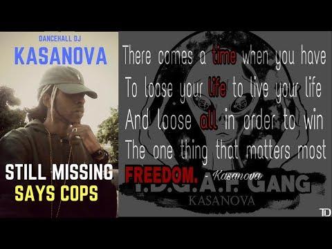 Cops confirm that Alkaline's former Affiliate KASANOVA Is Still Missing!