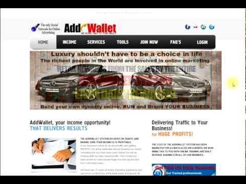 Заработок на дому AddWallet.net РЕКВИЕМ МОРКОВКИ!!!