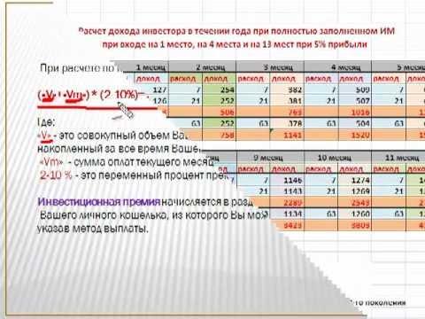 Хедж фонд EXTRANET INVESTMENT  Варианты участия и доходы