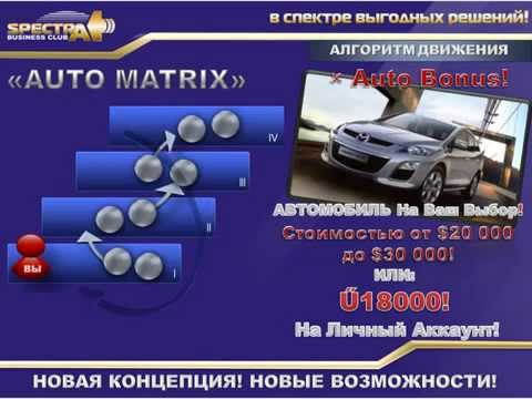 Автопрограмма в Businessclubspectra Ltd