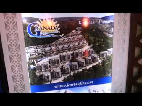 Harika Ev. Вечер в отеле Granada Luxury Resort & Spa 5