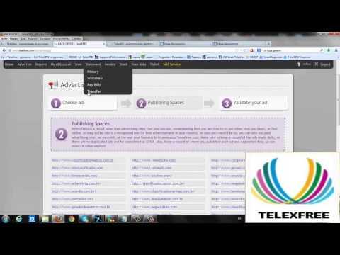TelexFREE - подача объявлений