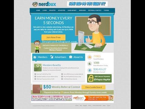 NerdBux - один из более популярных бухов!