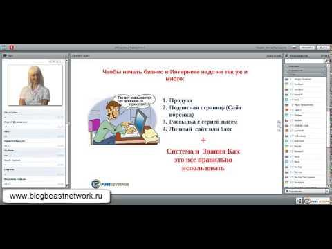 Что такое Pure Leverage на русском - презентация 13.11.2014 г.