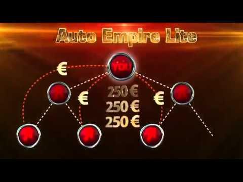 Предварительная Программа Auto Empire Lite, ВХОД 25 евро