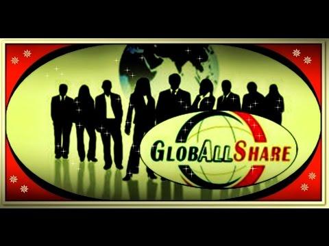 Новая социальная сеть Globallshare