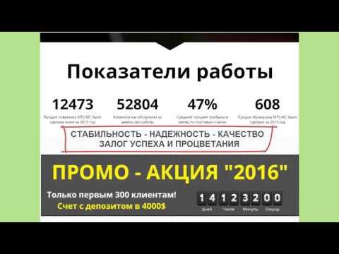 Выплаты партнерам, бонусы, конкурсы. www.pro100fx.ru