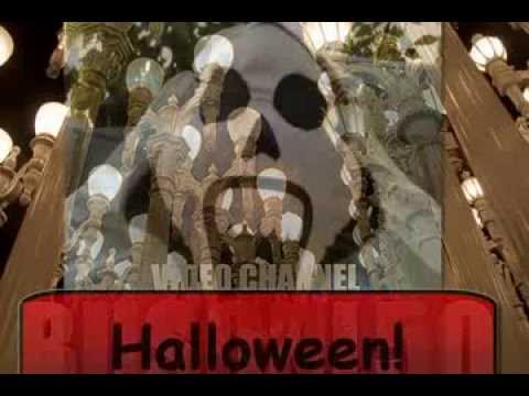 Праздник Хэллоуин и страшный Хэллоуин!
