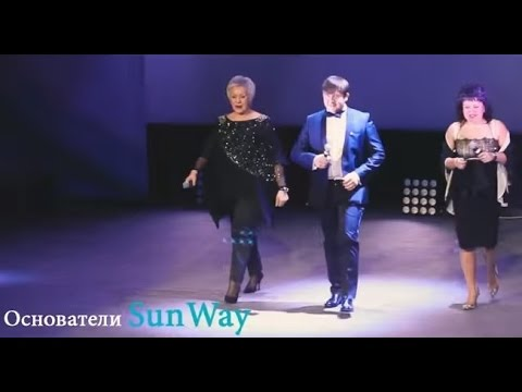 Сергей Андреев (президент) Презентация San Way от 13 августа 2015 года