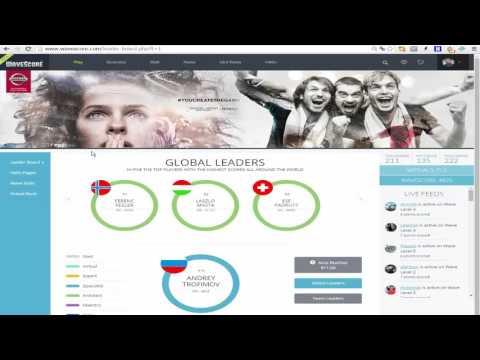 WaveScore (Viewtrakr). Социальная сеть, которая платит. Вывод денег.