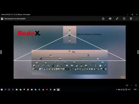 RedeX   подробный марктеинг