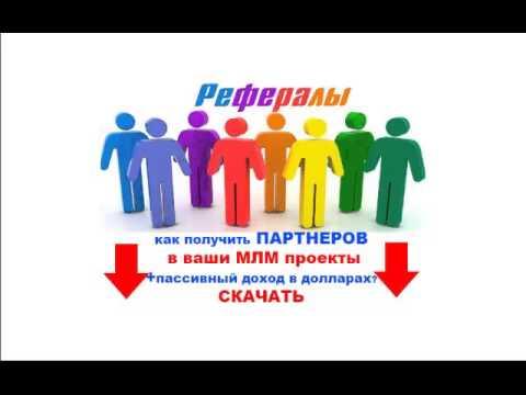 партнеры рефералы