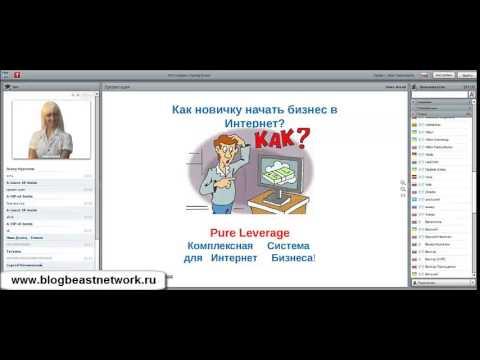 Возможности бизнеса с Pure Leverage - презентация 11.12.2014 г.