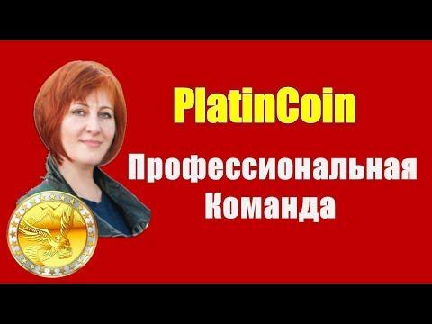 Platincoin.  Профессиональная Команда Платинкоин