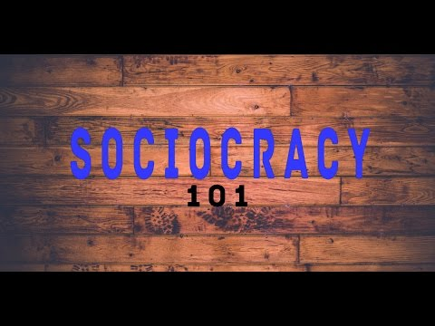 Intro to Sociocracy - Sociocracy in 3 minutes