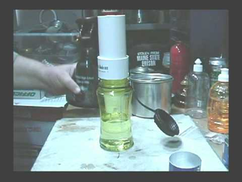 Make it yourself water filter