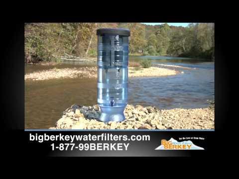 Big Berkey Water Filters - Introductory Video
