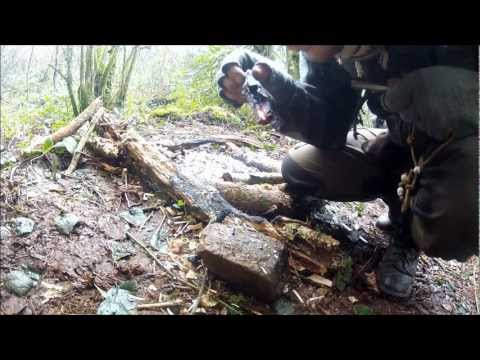 Solo Four Day Hunting & Bushcraft
