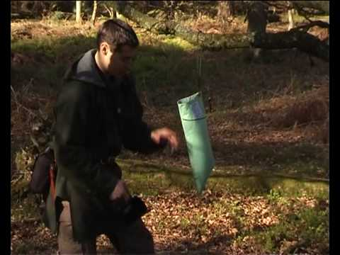 Water Purification using a millbank bag