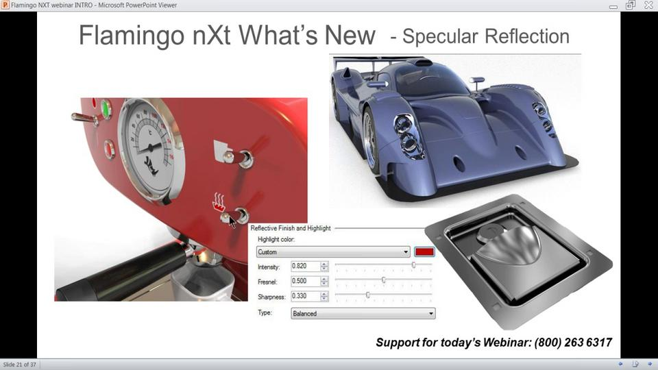 Flamingo nXt Basics Part 2 - What's New
