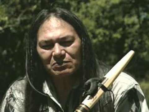 Charles Littleleaf on the Native American Flute