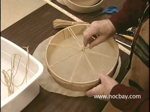 Native American Hand Drum Tips