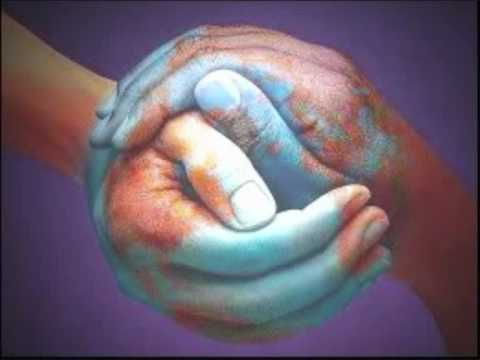 We are all One ~Douglas Blue Feather