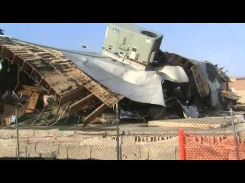 Super Storm Sandy-Graphic Scenes-The clean up at Ortley Beach New Jersey..