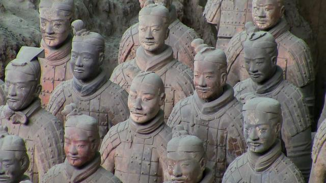 Terracotta Warriors - Xi'an, Shaanxi Province