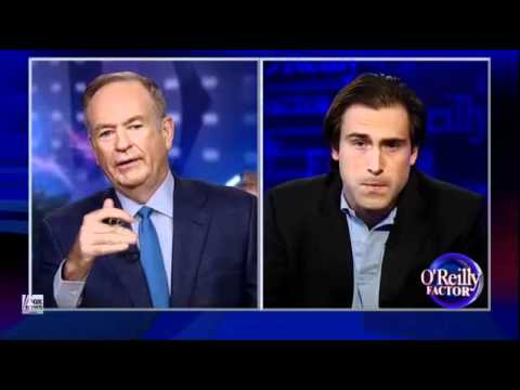 FOX News - Oliver Stones's son Sean Stone converts to Islam, talks about Iran