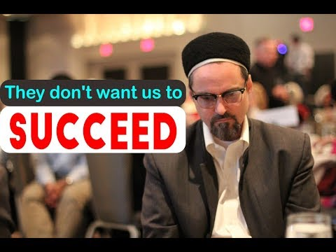 Hamza Yusuf [NEW] 2017┇They Don't Want Us To Succeed ┇Part 1