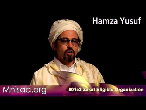Hamza Yusuf Endorses Muslimat Al Nisaa in Ramdhan 2012