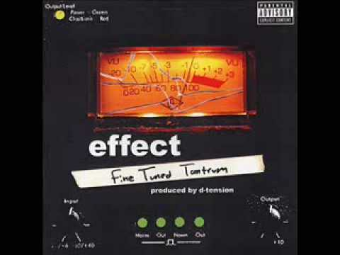 Effect - Hunger Strikes (Feat Termanology And Krumb Snatcha)