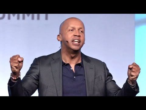Bryan Stevenson's Remarkable Speech On How To Change The World