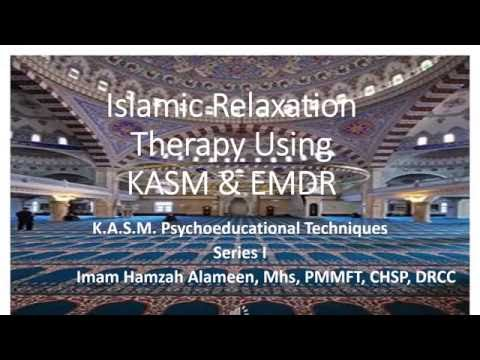 NIMHSP TRAININGS: Clinical Relaxation Techniques Using KASM Therapy and EMDR