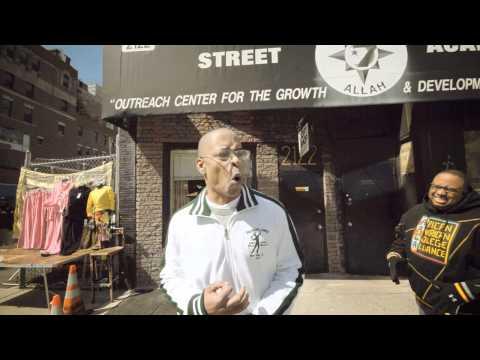 "J Rawls (ft. Sadat X & Wise Intelligent) ""Face It"" (Official Music Video)"