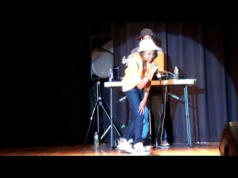 """Lilah Performing """"I'm So Fly"""" at Visions Empowerment"""