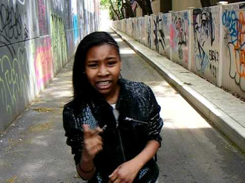 """Lilah Freestyling """"I'm So Fly"""""""