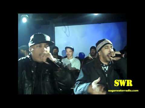 THE BEATNUTS perform at The DJ Stretch Armstrong & Bobbito 20th Anniversary