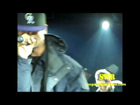 ROCK (Heltah Skeltah) performs at The DJ Stretch Armstrong & Bobbito 20th Anniversary in NYC