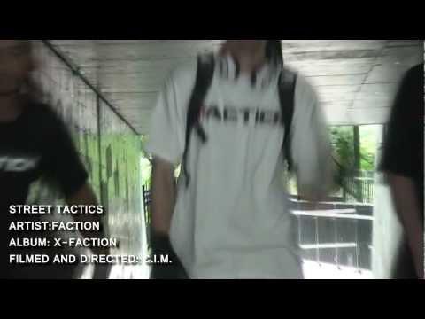 Faction Presents: Street Tactics