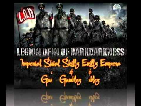 Imperial Skillz Empera & Gamblez - Hate is my Drug ( Cuts by DJ Coach One ) Legion of Darkness